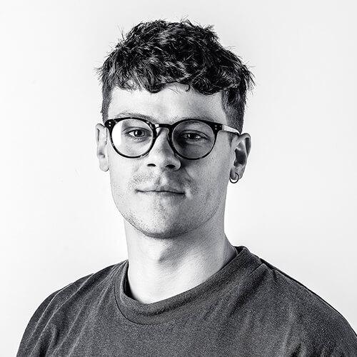 Jamie Bitmead Senior Designer Rhapsody