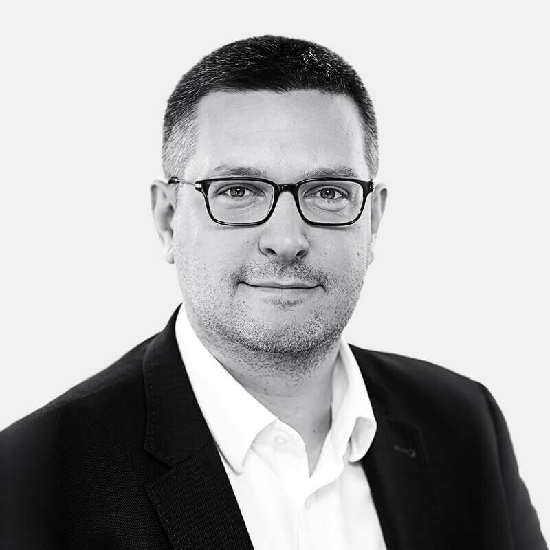 Maciej Traczyk Managing Director - Poland Rhapsody
