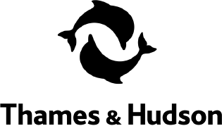 Black logo of Thames&Hudson