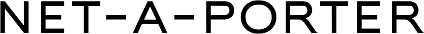 Black logo of Net-a-Porter